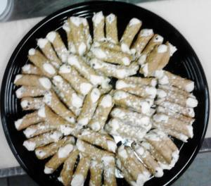 Mini Cannoli Dozen