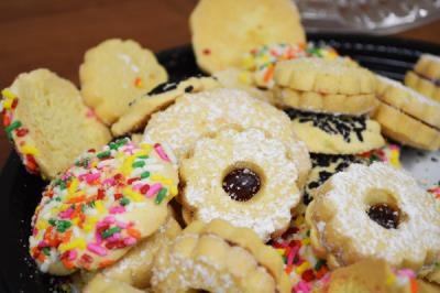 Mixed Italian Cookie Platter
